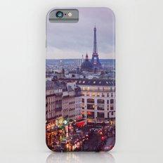 Rainy Paris. Slim Case iPhone 6s