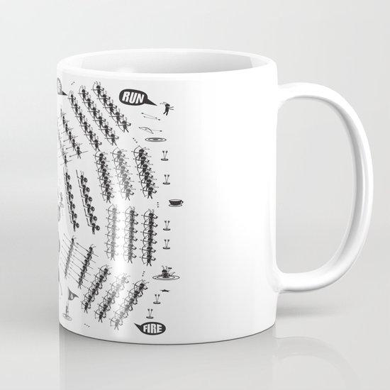SORRY I MUST RUN - ULTIMATE WEAPON ARROW [FINAL ROUND] Mug