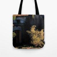 Mission Olive Tote Bag