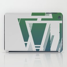 Abstract Color iPad Case