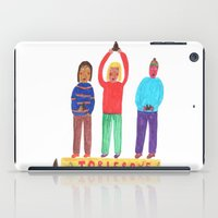 Toblerone. iPad Case