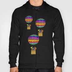 Traveling in style  Hoody