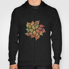 Floral Abstract 15 Hoody