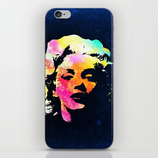 Marilyn iPhone & iPod Skin