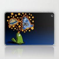 Candy the Magic Dinosaur Laptop & iPad Skin