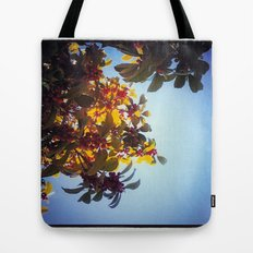 The Red Berry Tree (An Instagram Series) Tote Bag