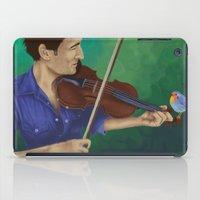 Andrew Bird iPad Case