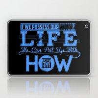 How of Life Laptop & iPad Skin