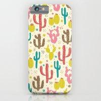 Prickly Cactus  iPhone 6 Slim Case