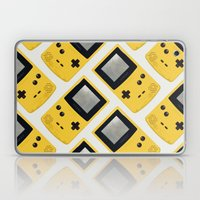 Gameboy Color: Yellow (P… Laptop & iPad Skin