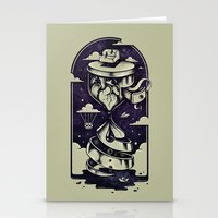 Time Heals Stationery Cards