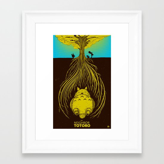 MNT Framed Art Print