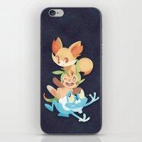 Pokemon X & Y iPhone & iPod Skin
