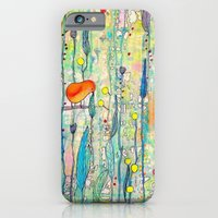 iPhone Cases featuring grandir by sylvie demers