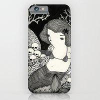 Bitter Mermaid iPhone 6 Slim Case