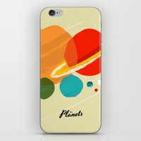 The Planets iPhone & iPod Skin
