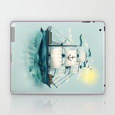 The Whaleship Laptop & iPad Skin
