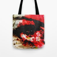 Window Of The Soul - Passion Tote Bag