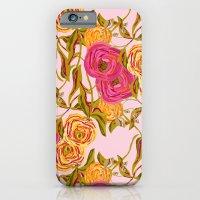 Ranunculus Garden iPhone 6 Slim Case