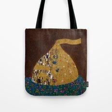 The Kiss Tote Bag