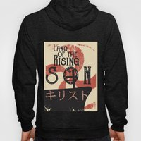 Land of the Rising Son Hoody