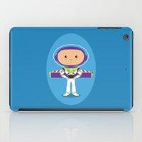 Space Ranger iPad Case