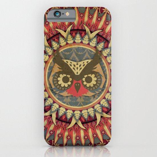 Vintage Owl iPhone & iPod Case