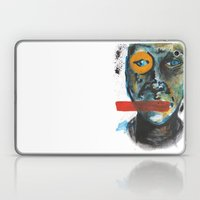Geometry Face Laptop & iPad Skin