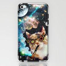 High Cat iPhone & iPod Skin