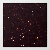 Vastness Of Space Canvas Print