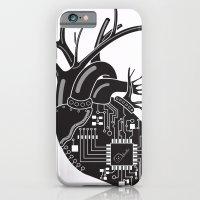 Corazón Negro (Black Heart) iPhone 6 Slim Case
