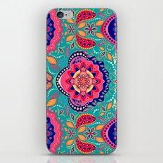 Boho Fantasy Pattern iPhone & iPod Skin