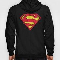 Super Man's Splash Hoody