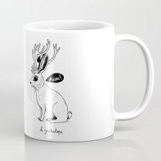 Le Jackalope Mug