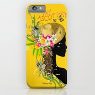 My Trendy Ascot Hat iPhone 6 Slim Case