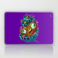 Laptop & iPad Skin featuring Craptastic by Artistic Dyslexia