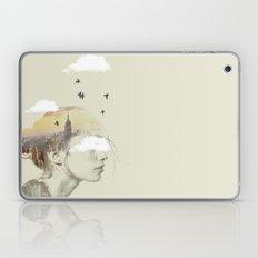 New York City Drifting Laptop & iPad Skin