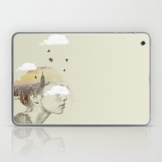 New York City Drifting Laptop & iPad Skin