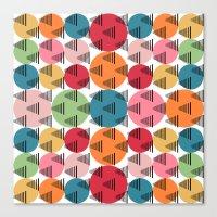 Pattern18 Canvas Print