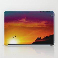 At the rising sun iPad Case