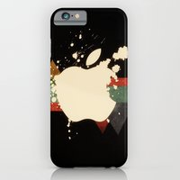 iPhone & iPod Case featuring Apple by Robin Janssens