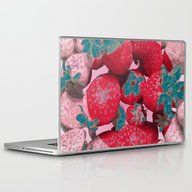 Strawberry Love (Lost Ti… Laptop & iPad Skin