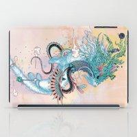 Journeying Spirit (ermine) iPad Case