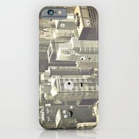 iPhone & iPod Case featuring building conversations  by Pope Saint Victor