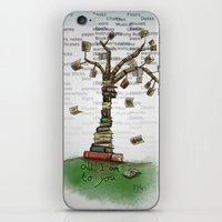 All I Am To You iPhone & iPod Skin