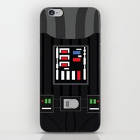Darth Vader iPhone Case iPhone & iPod Skin