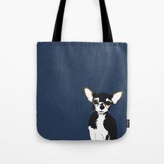 Zoe the Chihuahua Tote Bag