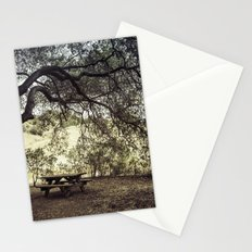 Picnic in the Grasslands Stationery Cards