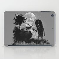 The Friendly Visitor iPad Case