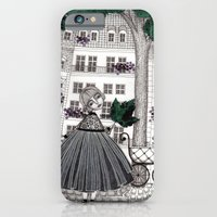 Hadessah's Leaf iPhone 6 Slim Case